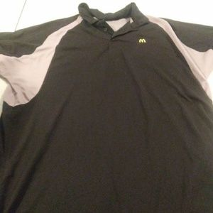 McDonald's work shirt